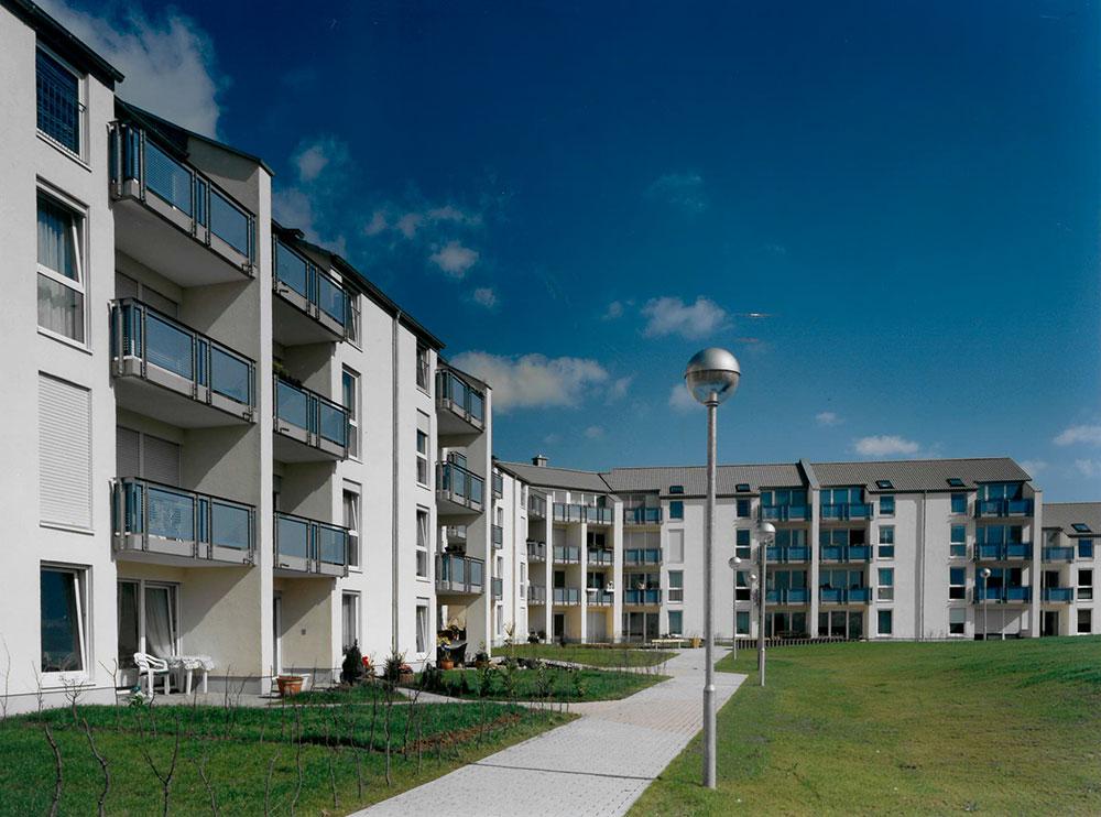 Wohnen in Leverkusen - WGL